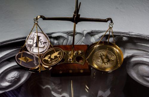 Una semana a la baja para las criptomonedas