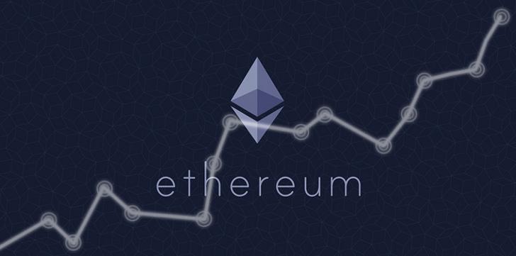 El Ethereum remonta poco a poco