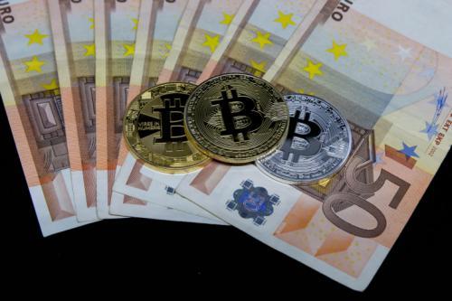El euro no será sustituido por criptomonedas