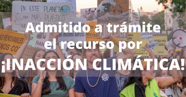 El Gobierno deberá enfrentarse a su 'acción insuficiente ante el cambio climático'