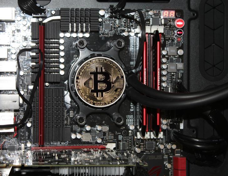 Bitcoin consume más energía que Suiza