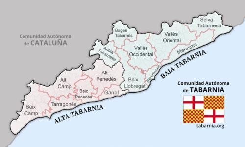 "Tabarnia dice ""Hola"" a España y triunfa en Internet"