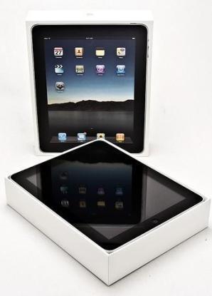 La nueva generación de iPad ya está en camino