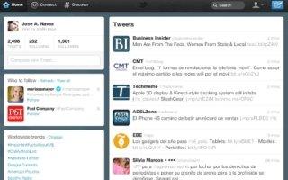Twitter cambia su aspecto