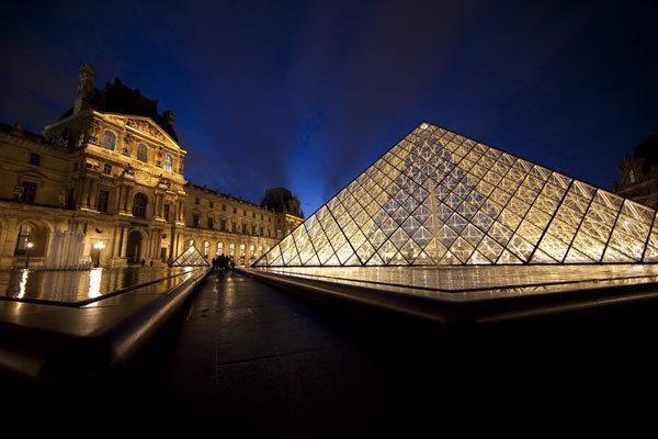 5000 Nintendo 3DS para el Louvre