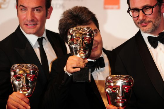 Ganadores BAFTA 2012